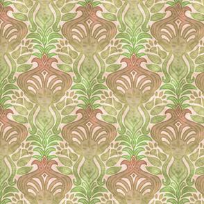 Damasc Pineapple Elven