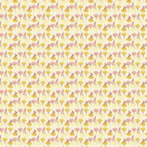 Daisy Days Mini Floral Print