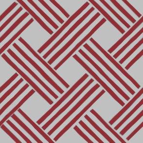 Hakama 6 (red)