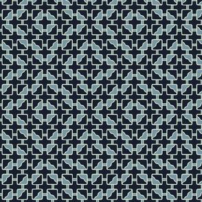 Block Chain - Medium - Blue