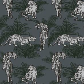 Jungle Tigers gray