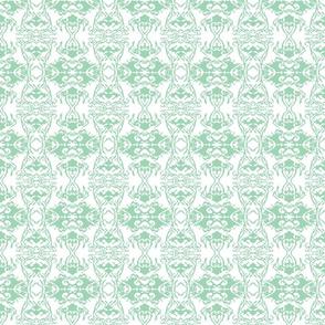 Damask Style - Green
