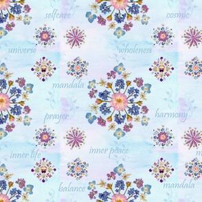 Mandala Talisman Flowers of Life