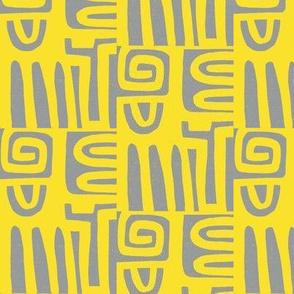 Jemu-Illuminating yellow + Ultimate gray