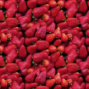 Fresh Strawberries! ~ Wee