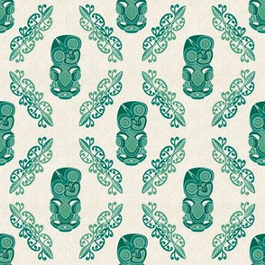 Maori Tiki .Talisman