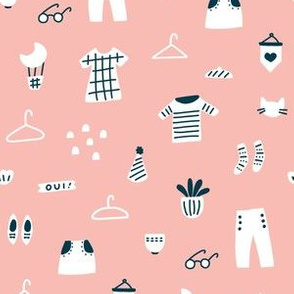 Paris Trip - pink