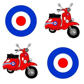 Scooter and Targets