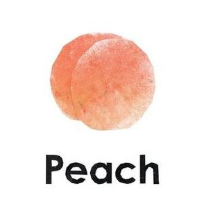 "peach - 6"" panel"