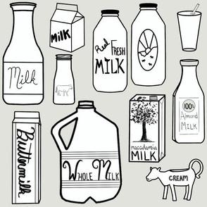 Milk Off-White