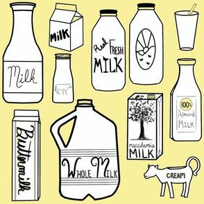 Milk- Yellow