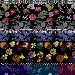 Patchwork Boho Floral