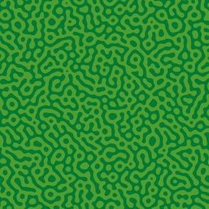 squiggle Turing pattern #7 - lakeside greens