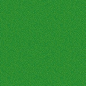 tiny squiggle Turing texture #7 - lakeside greens