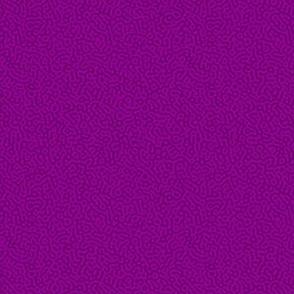 tiny squiggle Turing texture #7 - karmic purple