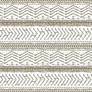 Zigzag scandinavian winter pattern