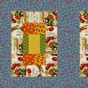 Farm Catalog Placemats