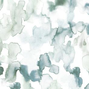 Lucid Dream Grey Blue Green