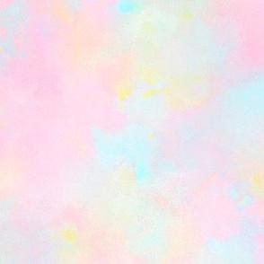 Pastel Cloud Tie-Dye