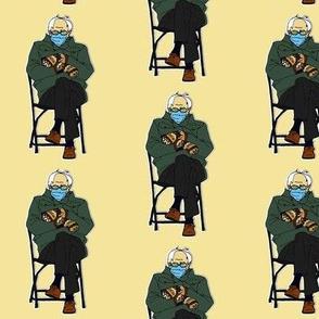 Bernie Mittens (3 inch)