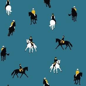 Arabian Horses, Blush