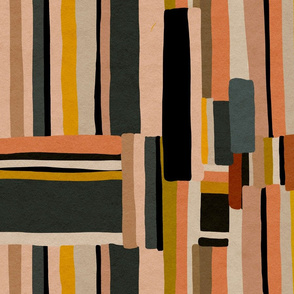 abstract patchwork