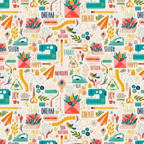 Send Joy //  Medium Scale // Creative Packaging // © ZirkusDesign // Sewing, Crafting, Wallpaper, Quilting, Decorating, Interiors, Mail, Letters, Flowers, Painting, Ideas, Dream, Create, Sew, Bird, Floral