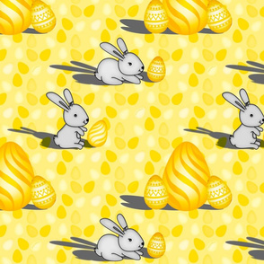 Bunnys Golden Eggs