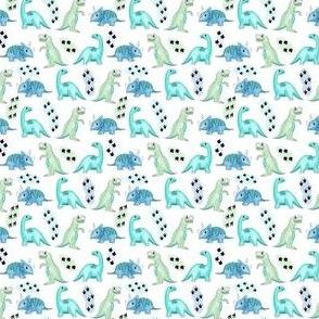 dinosaur blues- tiny