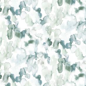 lucid dream gray blue green medium scale