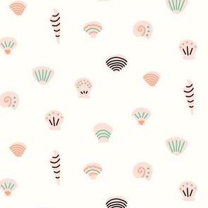 Sea Shell - white