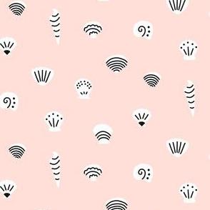 Sea Shell - pink