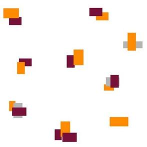 Orange & Purple Rectangles