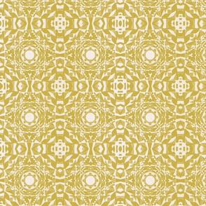 Geometric yellow