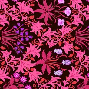 The William Morris Collection ~ Celandine ~ Vivid Cynthia