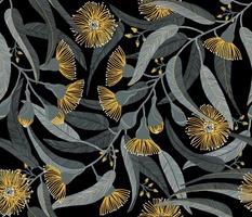 Yellow Eucalpytus