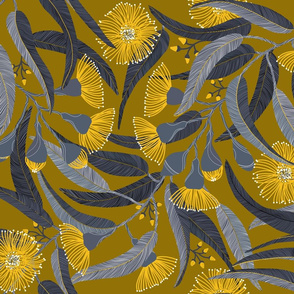 Golden Eucalyptus