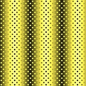 Shimmering Polka Dots in Ultimate Gray and Illuminating Yellow