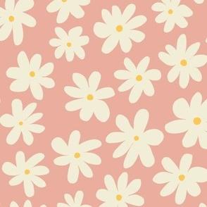 Pretty Flowers - Pink