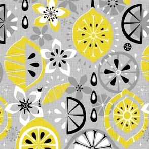 Mid Mod Lemons