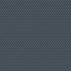 Dotty Details - Medium Gray on Dark Gray
