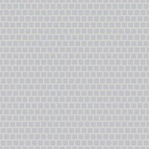 Square-ish Pattern - Gray on Lighter Gray