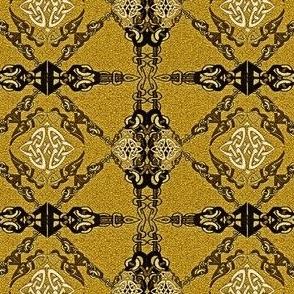 Rhiannon's Cloak Celtic Gold