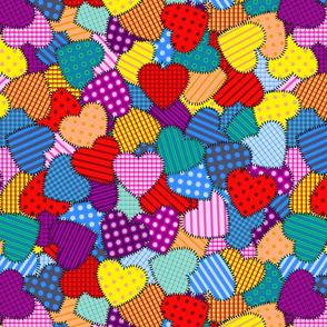 PATCHING Up Hearts