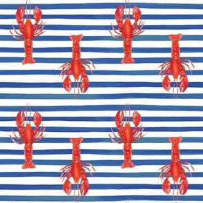 Nautical Preppy Lobster