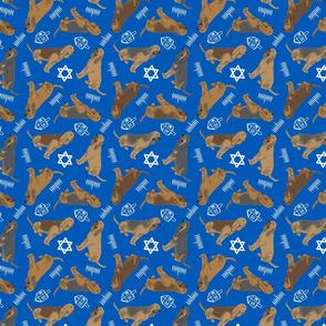 Tiny Bloodhounds - Hanukkah