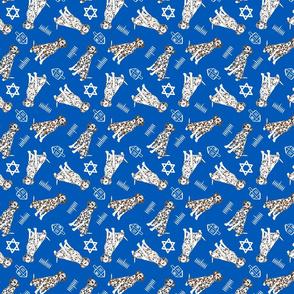 Tiny Dalmatians - Hanukkah