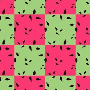 watermelon seeds tile