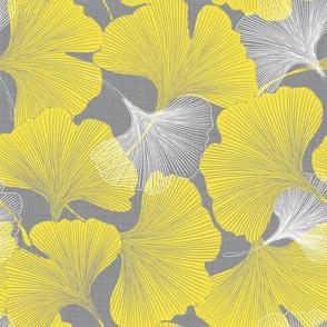 Yellow Gingko