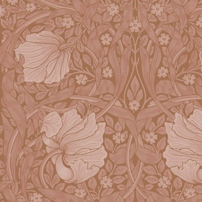 William Morris ~ Pimpernel ~ Les Nudes  ~ Large